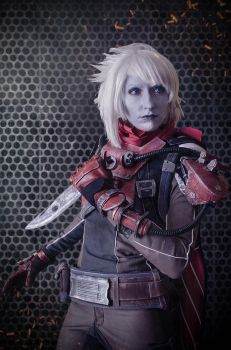 Destiny - Awoken Hunter 1 by Nebulaluben