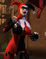 Harley's Getaway 02 by willdial