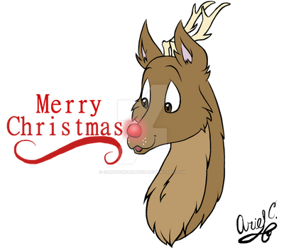 Merry Christmas! by CARTOONFANATIC3