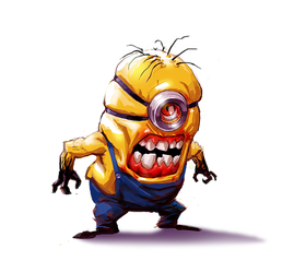 Minion Stuart by pungang