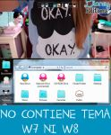 Screenshot TFIOS Bajo La misma estrella by Dianeyeditions