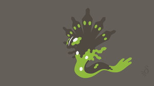 Zygarde by Krukmeister