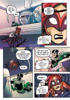 Stitchery: Threads of Cacophony Page 23 by nenuiel