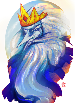 Ice King by Mar-ER
