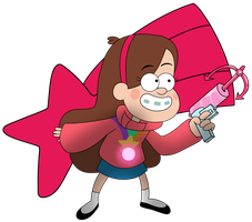 Crystal Pines- Mabel by Orangephoenix6