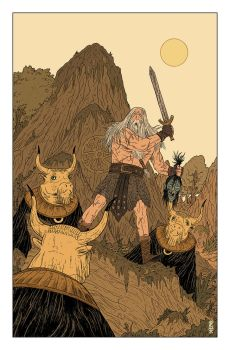 Head Lopper by burnay