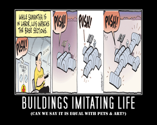 Birthing Buildings? by CCB-18
