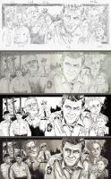 The Andy Griffith Show Process by KileyBeecher
