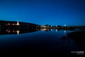 Mabou Reflects in the Twilight by steverankin