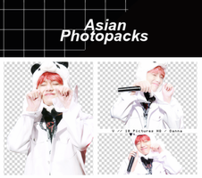 Pack Png 095 // V (BTS). by xAsianPhotopacks