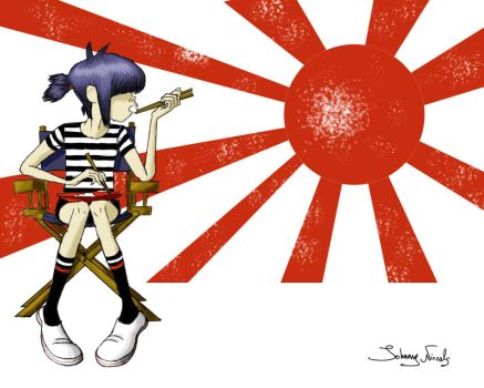 Noodle wallpaper by JohnnyNiccals