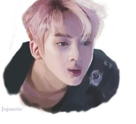 Seokjin from BTS by Jindeous