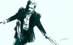 Logan: Inks by Alex-Chow