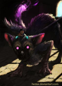 The Last Guardian by Hedax