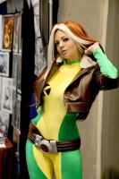 Rogue - SDCC by Peachykiki