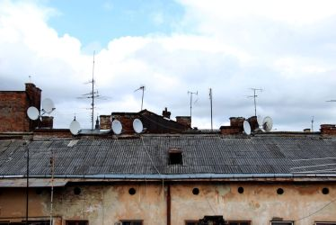 Roofs by GloaH
