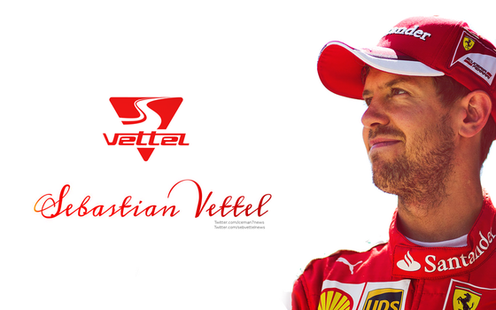 Sebastian Vettel wallpaper #2 by KRaikkonen7