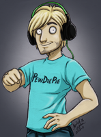 My Name Is PewDiePie by CrystallineColey