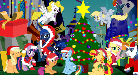 Hearth's Warming Eve 2014 by KatPocketMonster