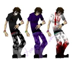 Humanstuck!Gamzee by johnnythesuicidal