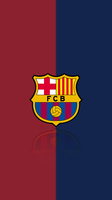 FC Barcelona Wallpaper iPhone 6S by lirking20