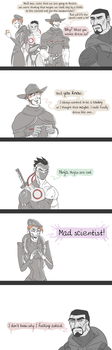 Carnival - Overwatch by VanyCat