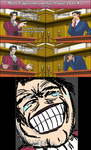 Miles Edgeworth and His Sexual Puns #1 by DarkMatter89