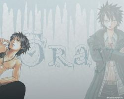 Fairy Tail - Gray 1 by Dinara