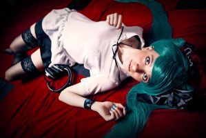 Miku World is mine 3 by andrewhitc