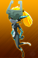 Midna by Machaphasesix