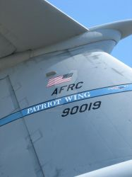 Patriot Wing C-5 Tail by wcpope