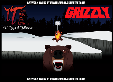 GRIZZLY REVIEW TCARD by Jarvisrama99