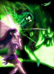 MLP - Twilight Sparkle VS Queen Chrysalis by RingTeam