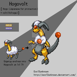 Hogovolt  by Eos13unknown