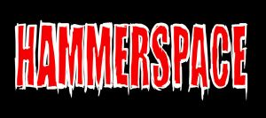HAMMERSPACE LOGO by AJWcomix