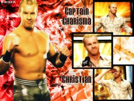Christian Cage Wallpaper by Y2Natalie