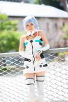 Ayanami Rei - 3 by ValkyriaCreations