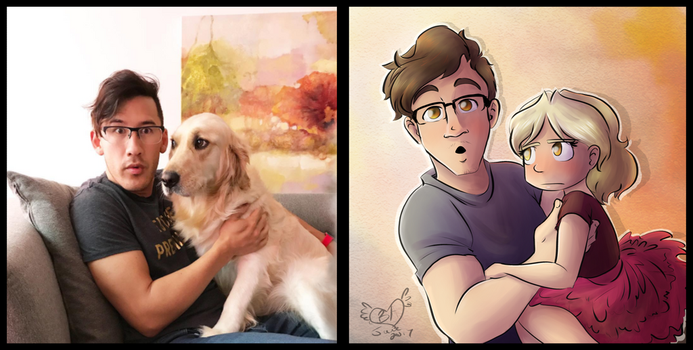 Daddyplier - Photo Redraw by BethanyAngelstar