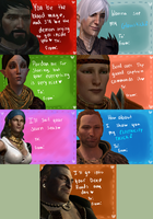 Dragon Age 2 valentines by 1000butts
