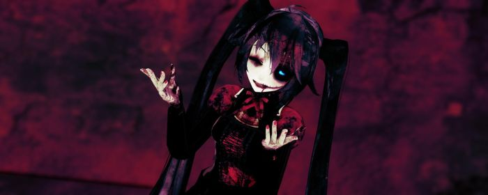 (MMD) The Zombie Song (MOTION OPEN AGAIN) by Shira-Flame