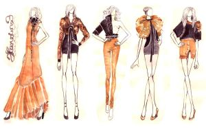 Honey Bee- Sring Collection 2012 by karolina1994