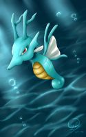 Kingdra Pokemon