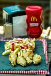 Chiken Wings with Fries 1B SanchiEsp by sanchiesp