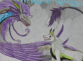 Sunimo contest entry: meeting by PeaceArt79