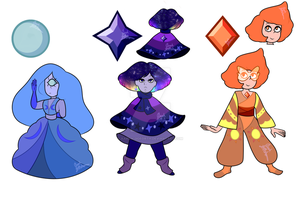 The Astral Gems by Aaron-Goforth