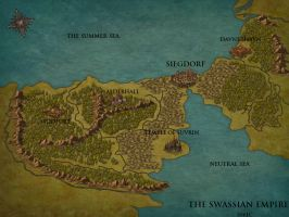 Swassian Empire by trygveblacktiger