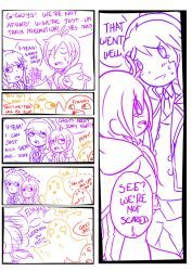 Elsword JoyRide - Fear of Ghosts by queen-val