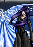 Nexius with the Seraphim by Deathdog3000