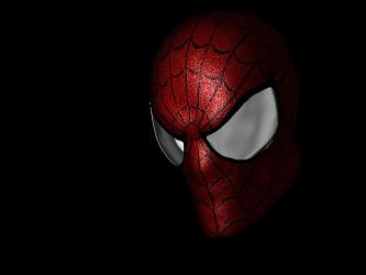 Spidey by Rywell