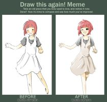 Draw This Again Meme 2 by airibbon